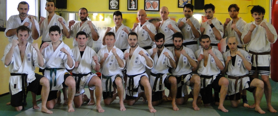 Stage tecnico cinture nere e marroni Shido Fight Stamina
